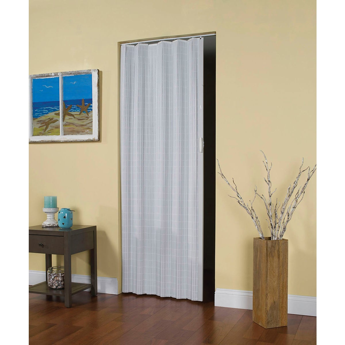32X80 WHT FOLDING DOOR - HZ3280H by L T L Home Products