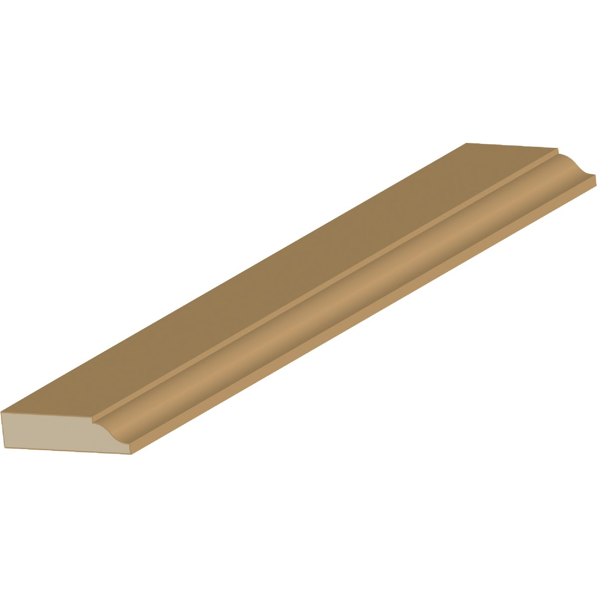 WM947 7' COL DOOR STOP - 94770RDIB by Jim White Millwork