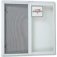 Croft LLC 70 3030 WHT W/SCR SLIDER F49382