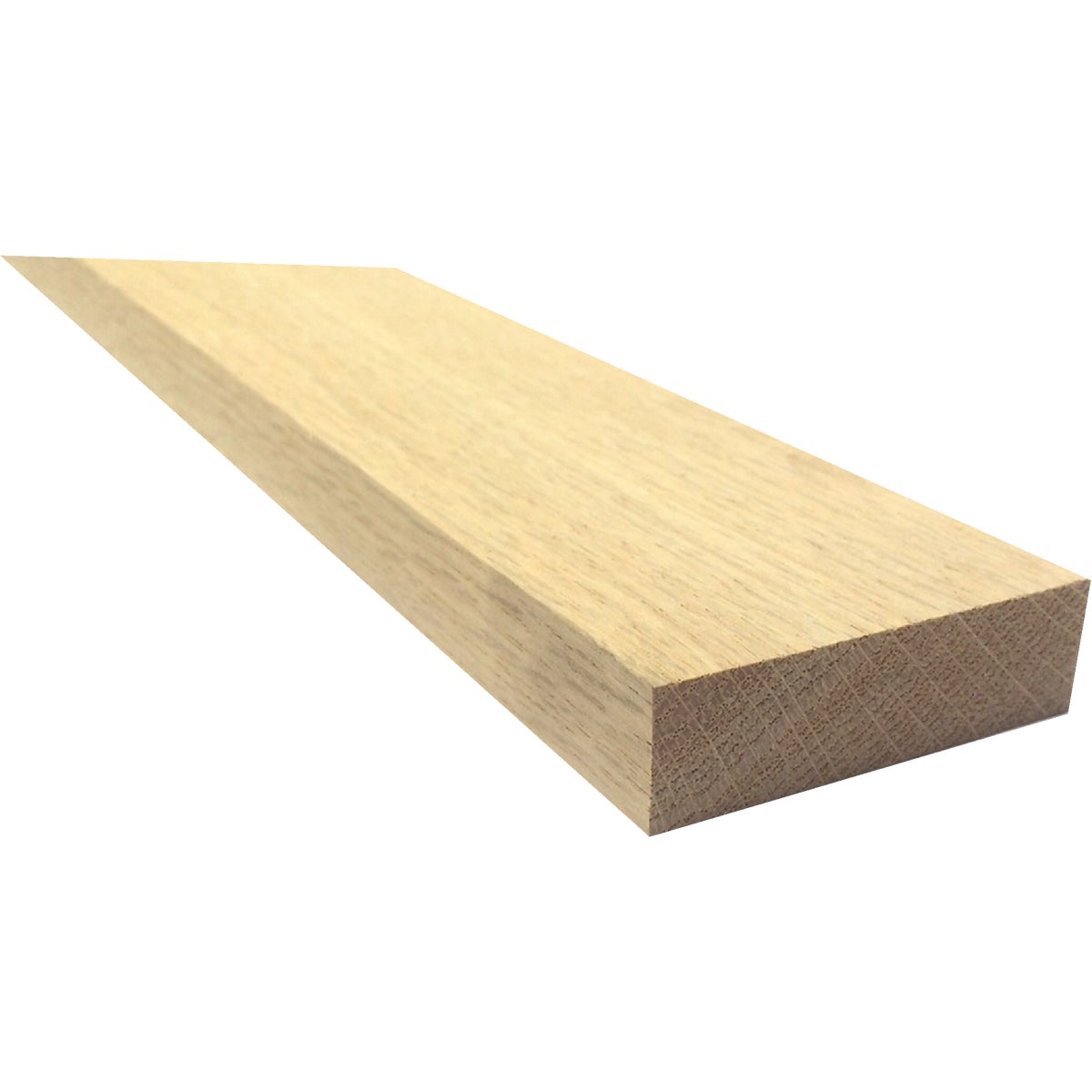 "1X3""X4' OAK BOARD - PB19529 by Waddell Mfg Company"