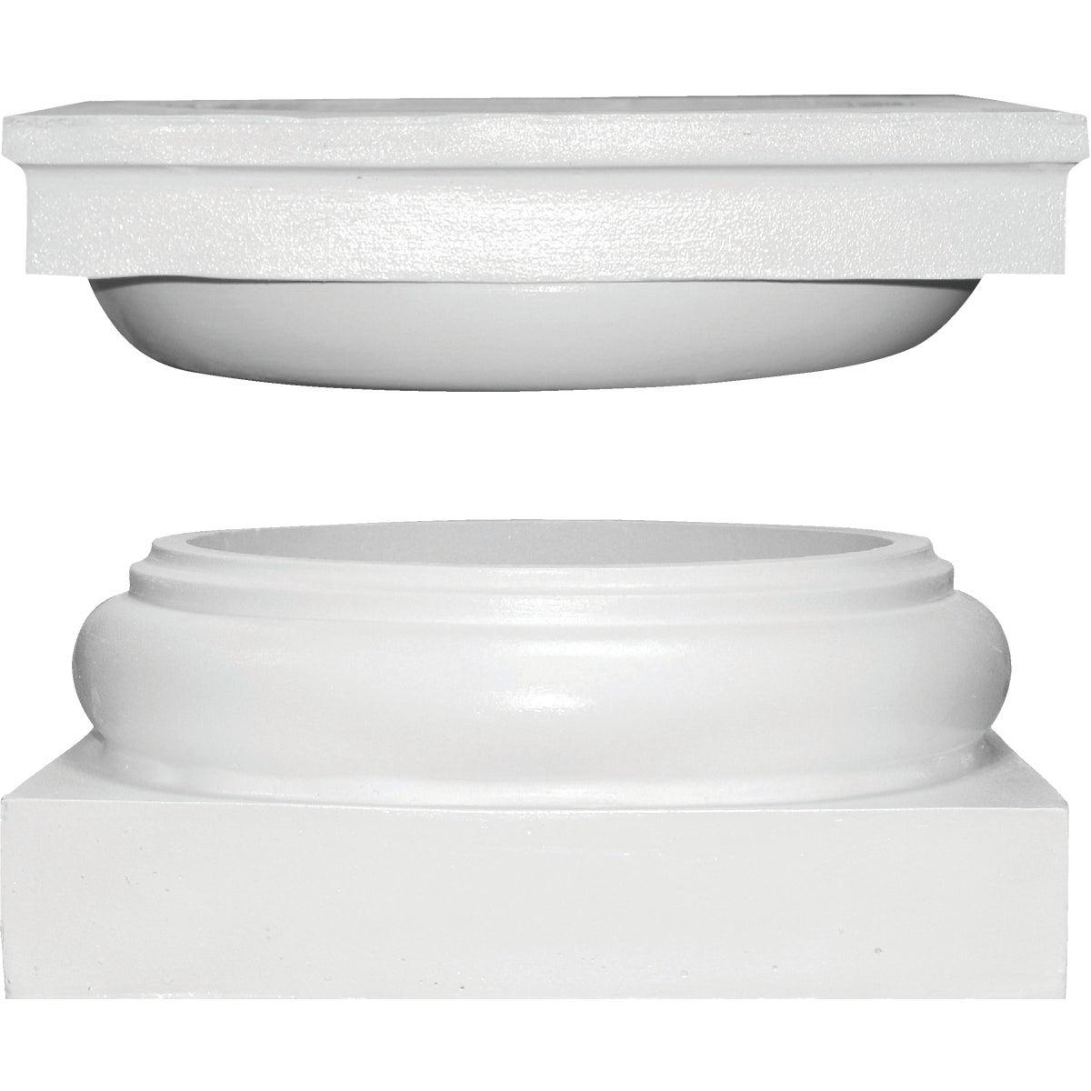Round Cap & Base Set