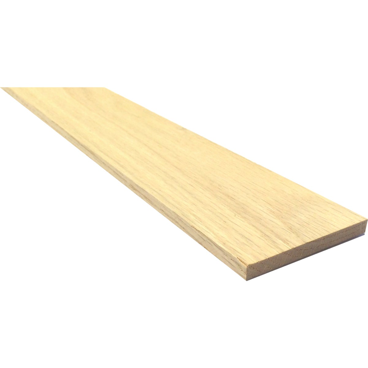 "1/4X4""X2' OAK BOARD - PB19506 by Waddell Mfg Company"