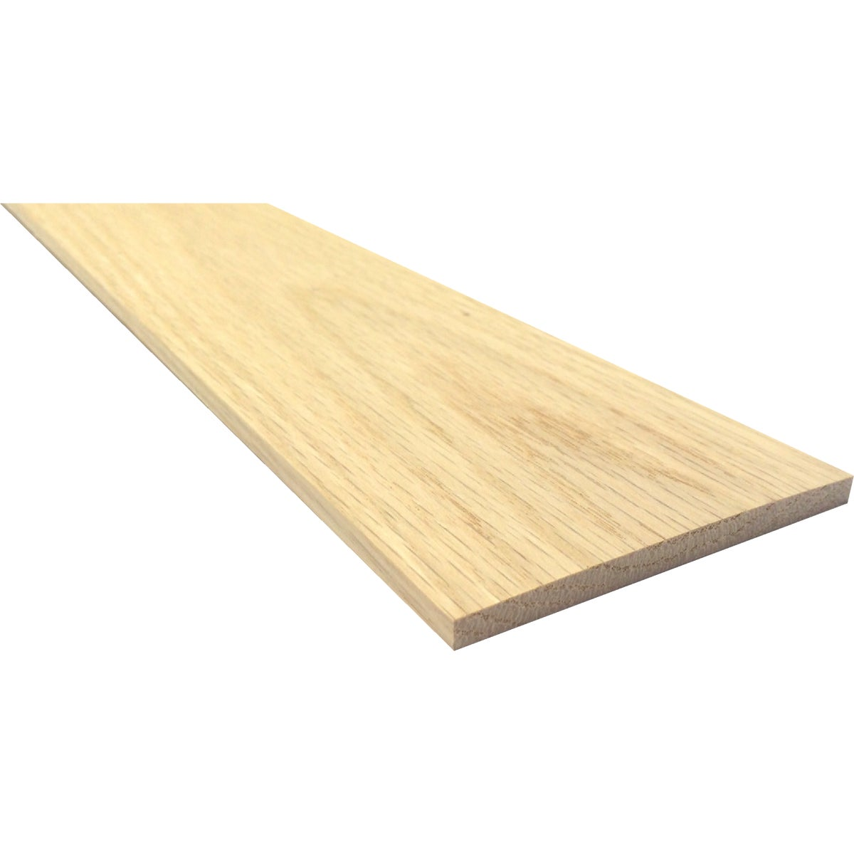 "1/4X6""X4' OAK BOARD - PB19511 by Waddell Mfg Company"