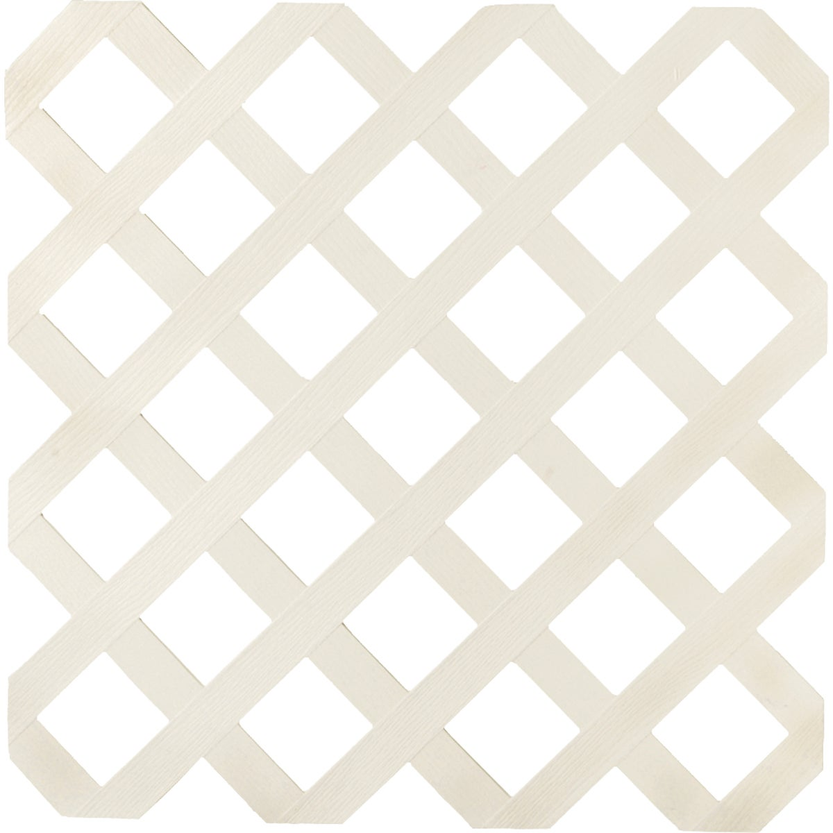 4X8 ALMOND LATTICE - 79907 by Ufpi   Plstc Lattice
