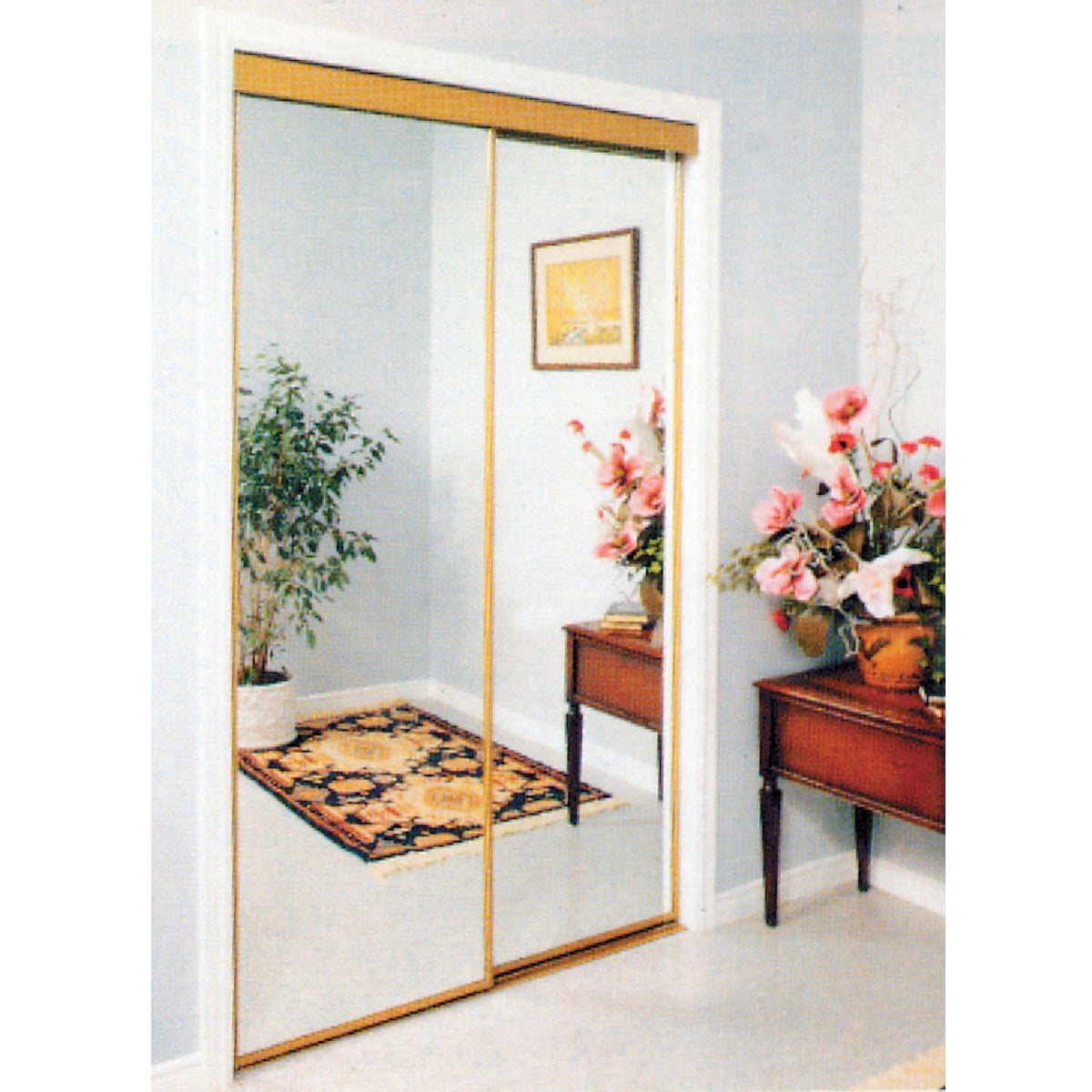 2002 59X80 GOLD BIPSS DR - 24-8004 by Home Decor Innov