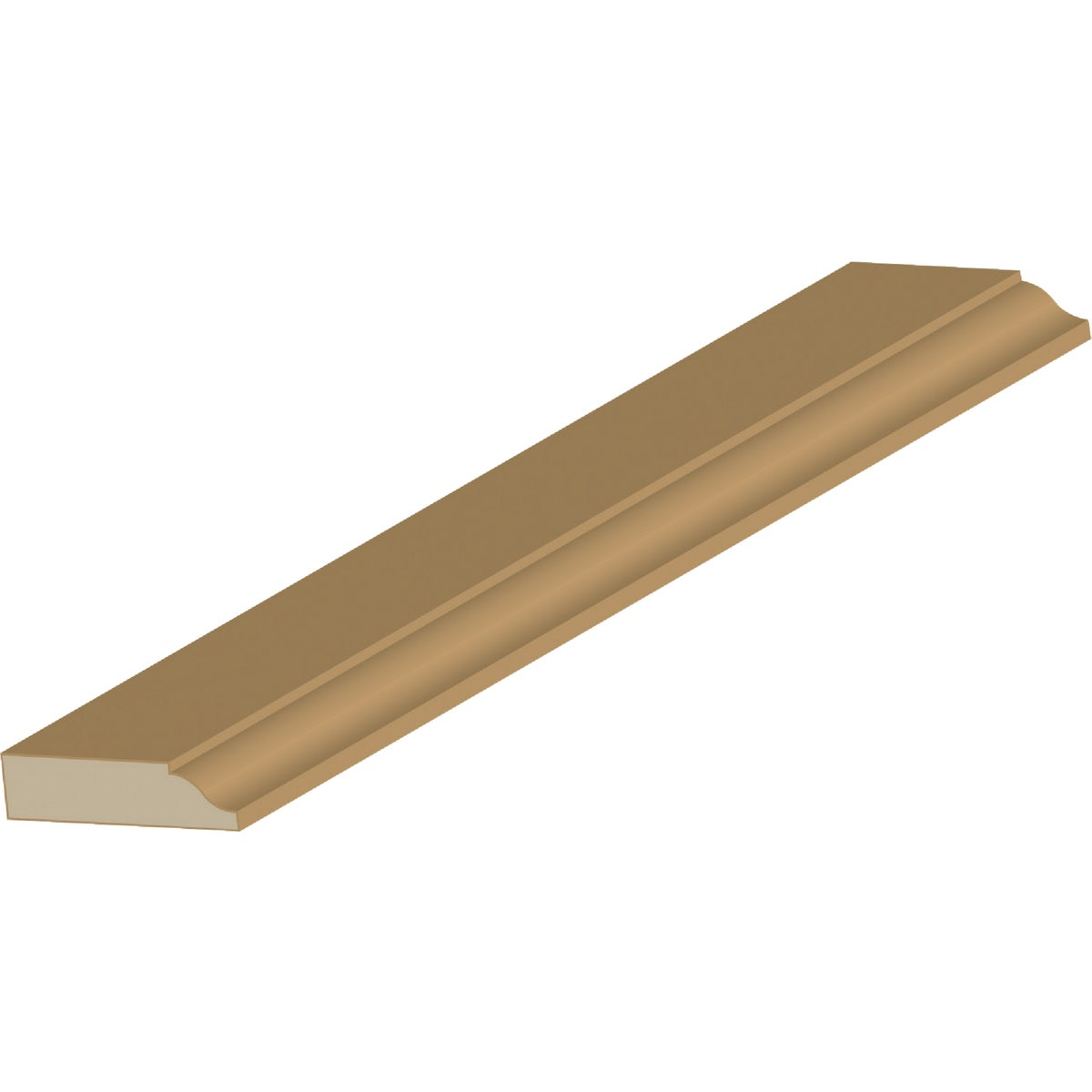 WM946 7' COL DOOR STOP - 94670RDIB by Jim White Millwork