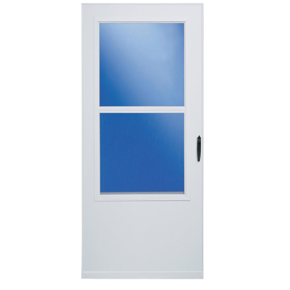 "36"" WHT SELF-STOR DOOR - 298SS by Larson Mfg Co"