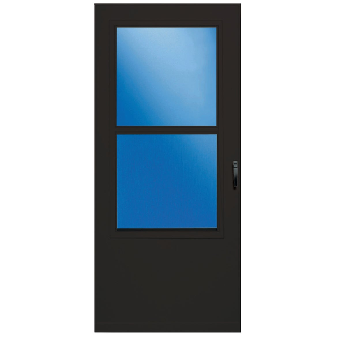 "36"" BRN SELF-STOR DOOR - 288SS by Larson Mfg Co"
