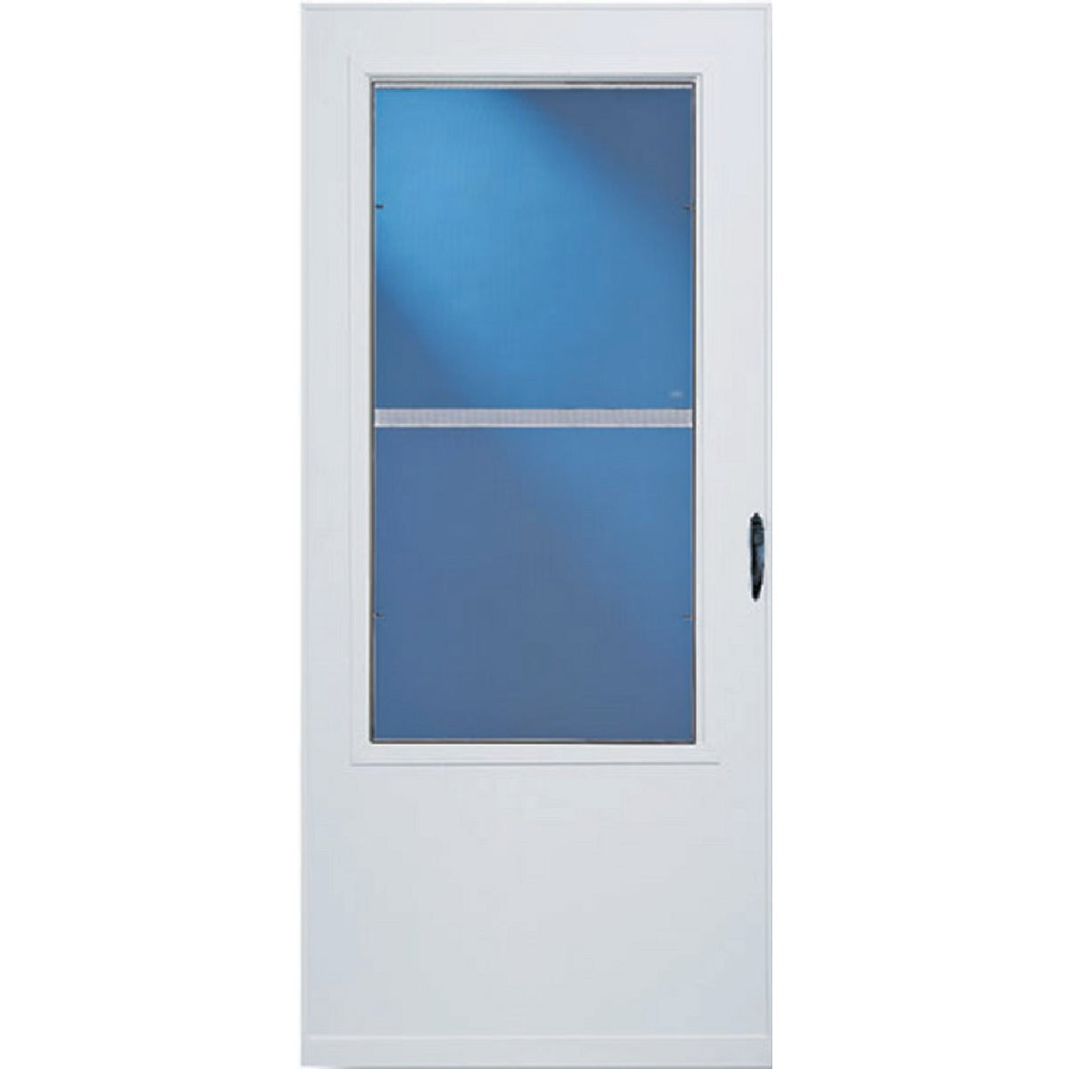 "32"" WHT MULTI-VENT DOOR - 83001 by Larson Mfg Co"
