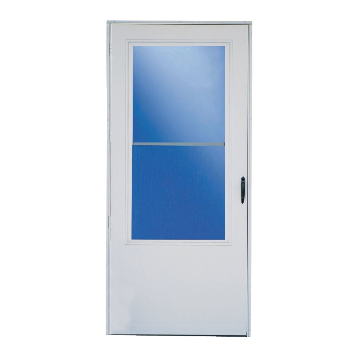 "36"" WHT MULTI-VENT DOOR - 83001 by Larson Mfg Co"
