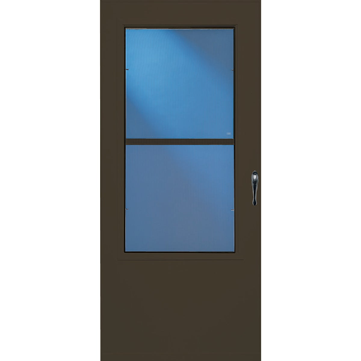 "32"" BRN MULTI-VENT DOOR - 83001 by Larson Mfg Co"