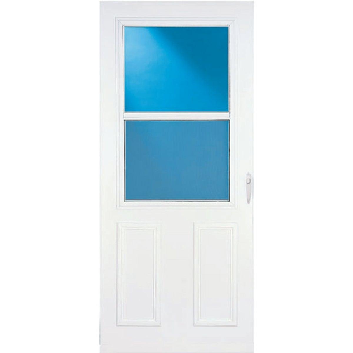 """32"""" WHT MVENT TRAD DOOR"""
