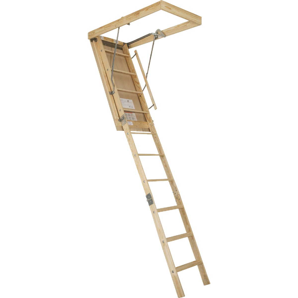 22X105 FIRE ATTIC STAIR - BET89F by Louisville Ladder