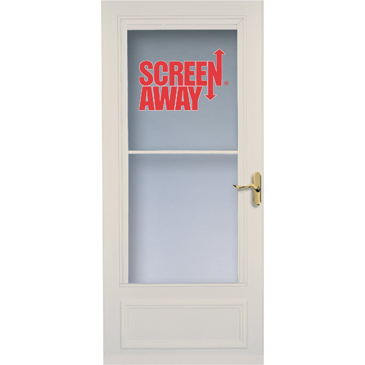 "36"" ALM SCREENAWAY DOOR - 83080 by Larson Mfg Co"