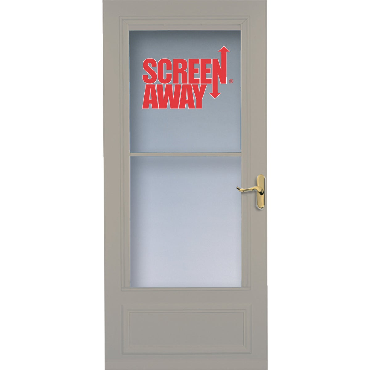 "36"" SS SCREENAWAY DOOR"
