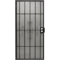 Precision Regal Steel Security Door, 3818BK3068