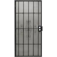 Precision Regal Steel Security Door, 3818BK3068