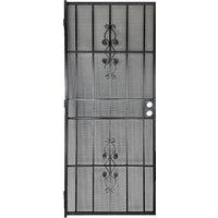 Precision Flagstaff Steel Security Door, 3853BK3068