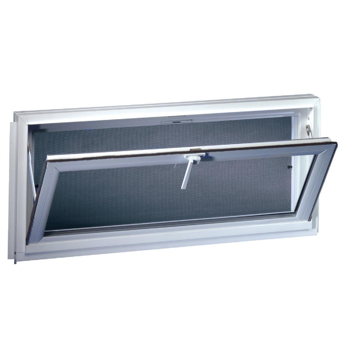 32X14 WHT BSMT WINDOW