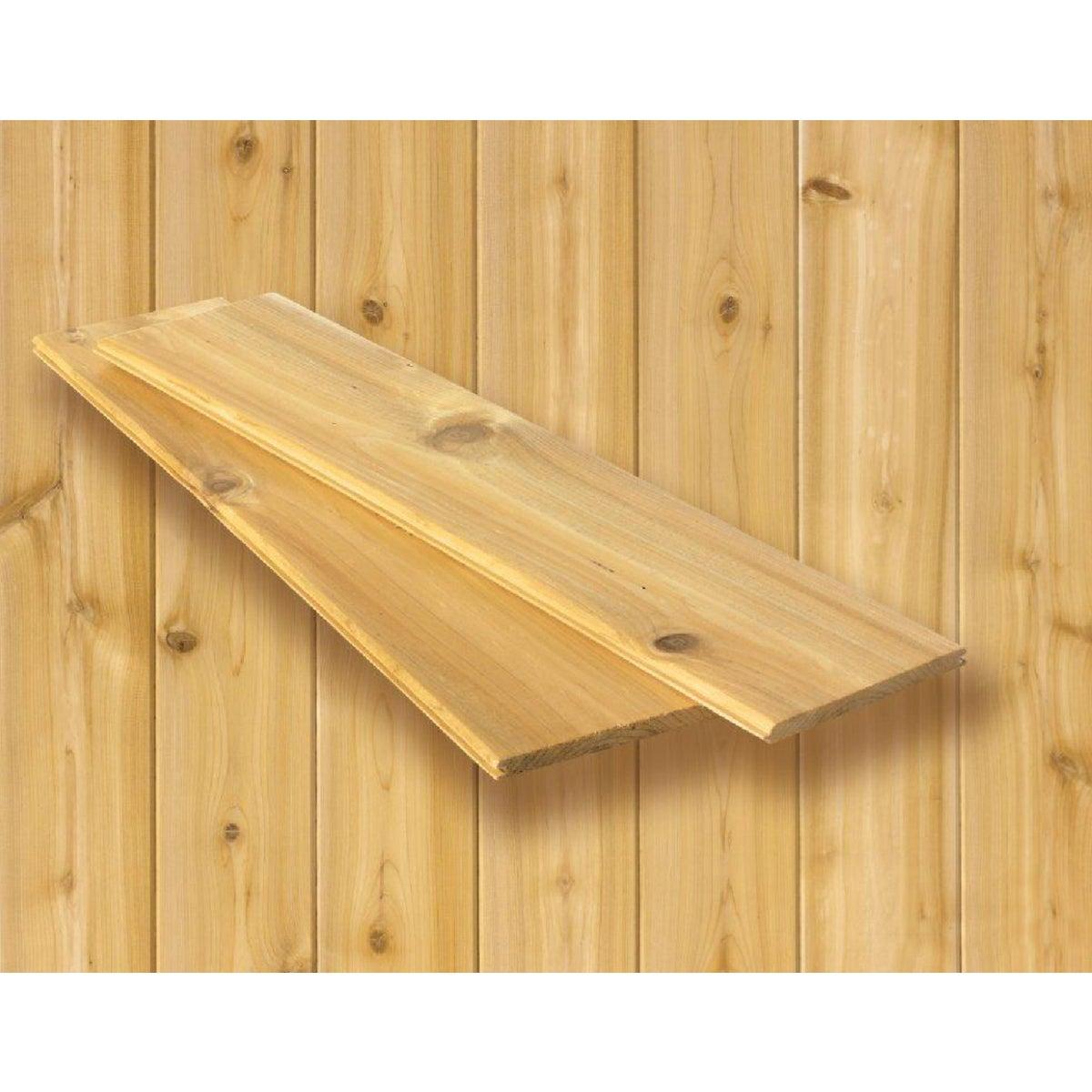 V-Edge Cedar Paneling