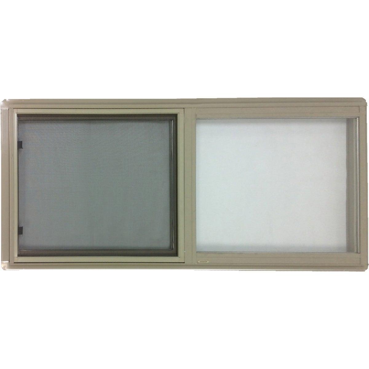 75SD 46X22 SLIDNG WINDOW