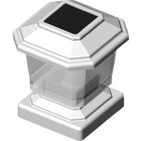 Genova Building Products WHITE SOLAR LIGHT FW006