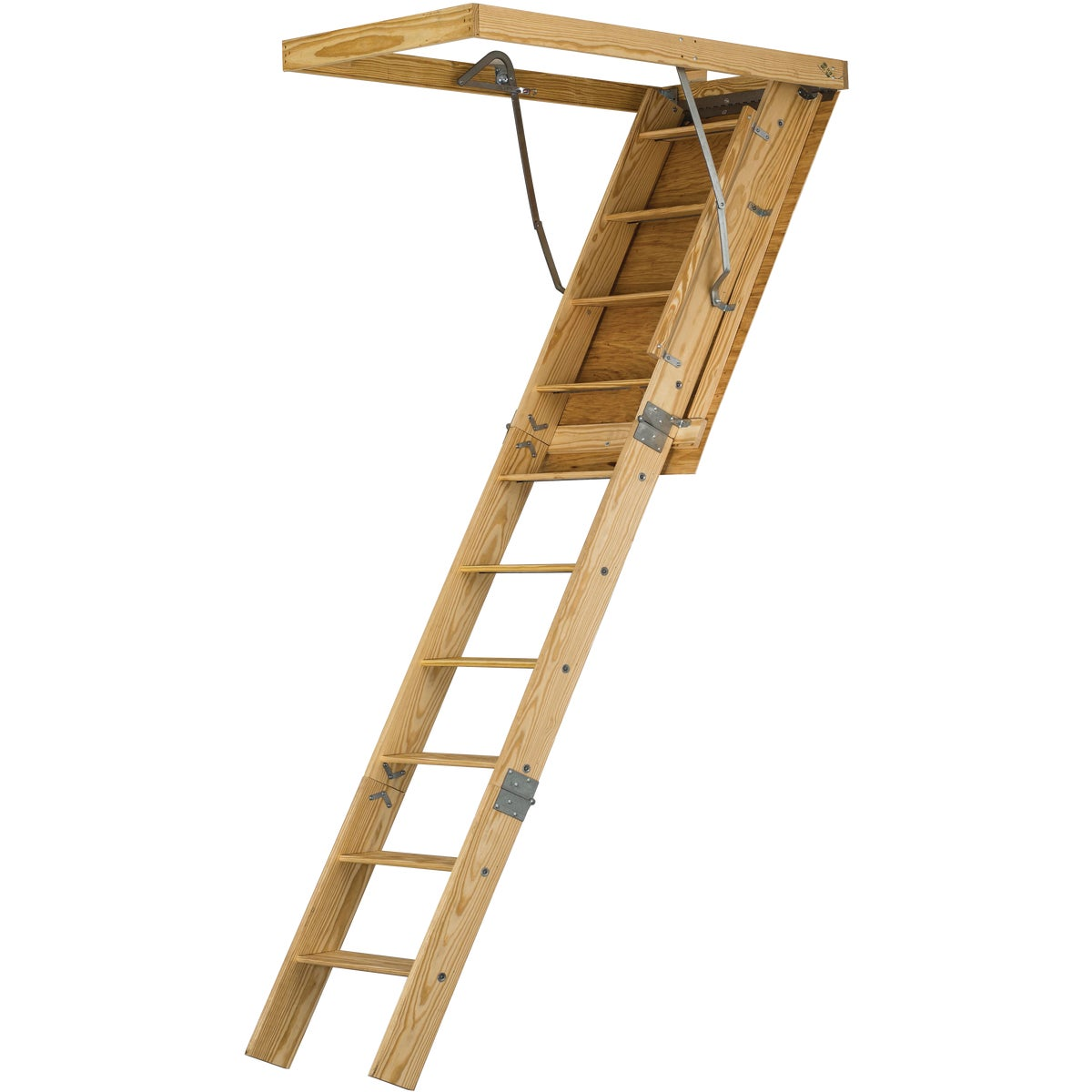 30X54X105 ATTIC STAIR - AG89 by Louisville Ladder