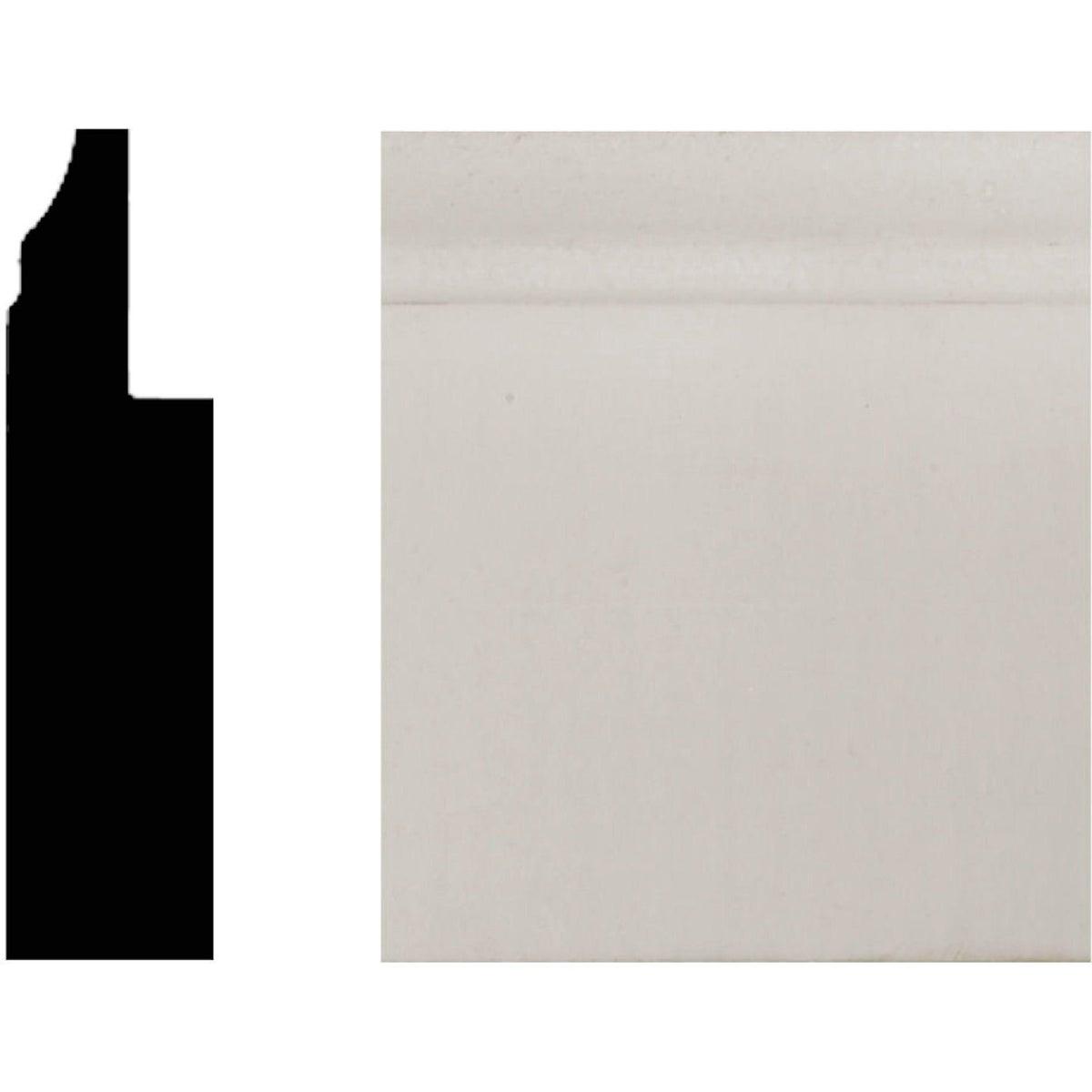 "3/4X3""X8' WAINSCOT BASE - W375MDF by House Of Fara Inc"
