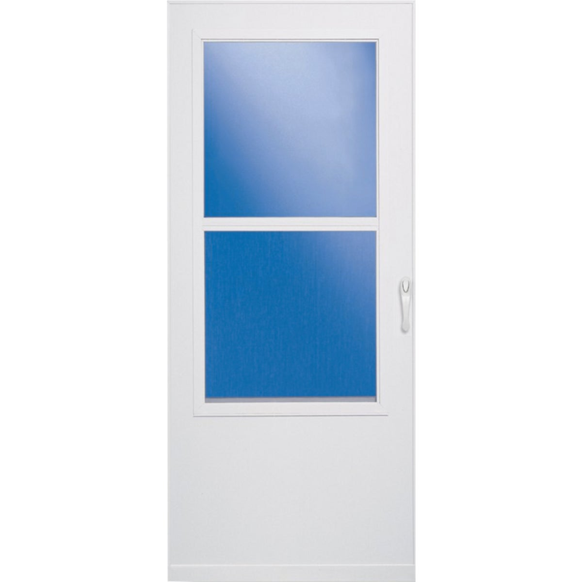 32X75 WHT STORM DOOR - 380050313 by Larson Mfg Co