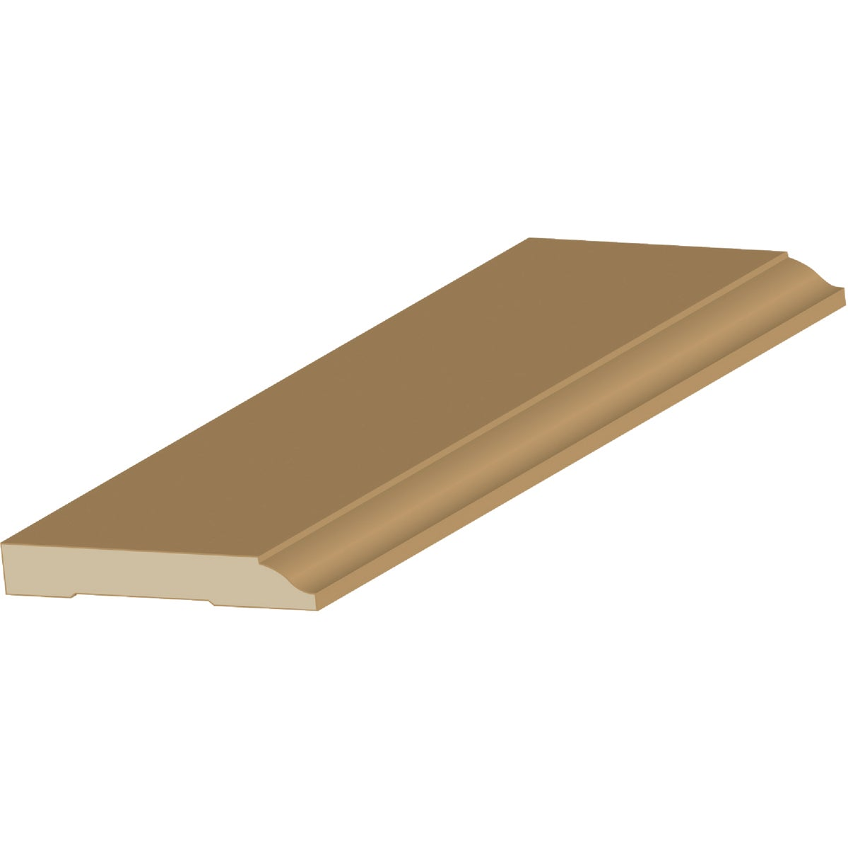 WM623 PMDF 8' COL BASE - 62380MDFD by Jim White Millwork