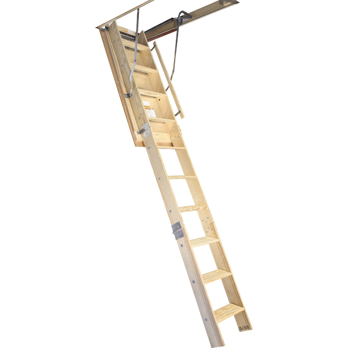 22X105 PREM ATTIC STAIR - AET89 by Louisville Ladder