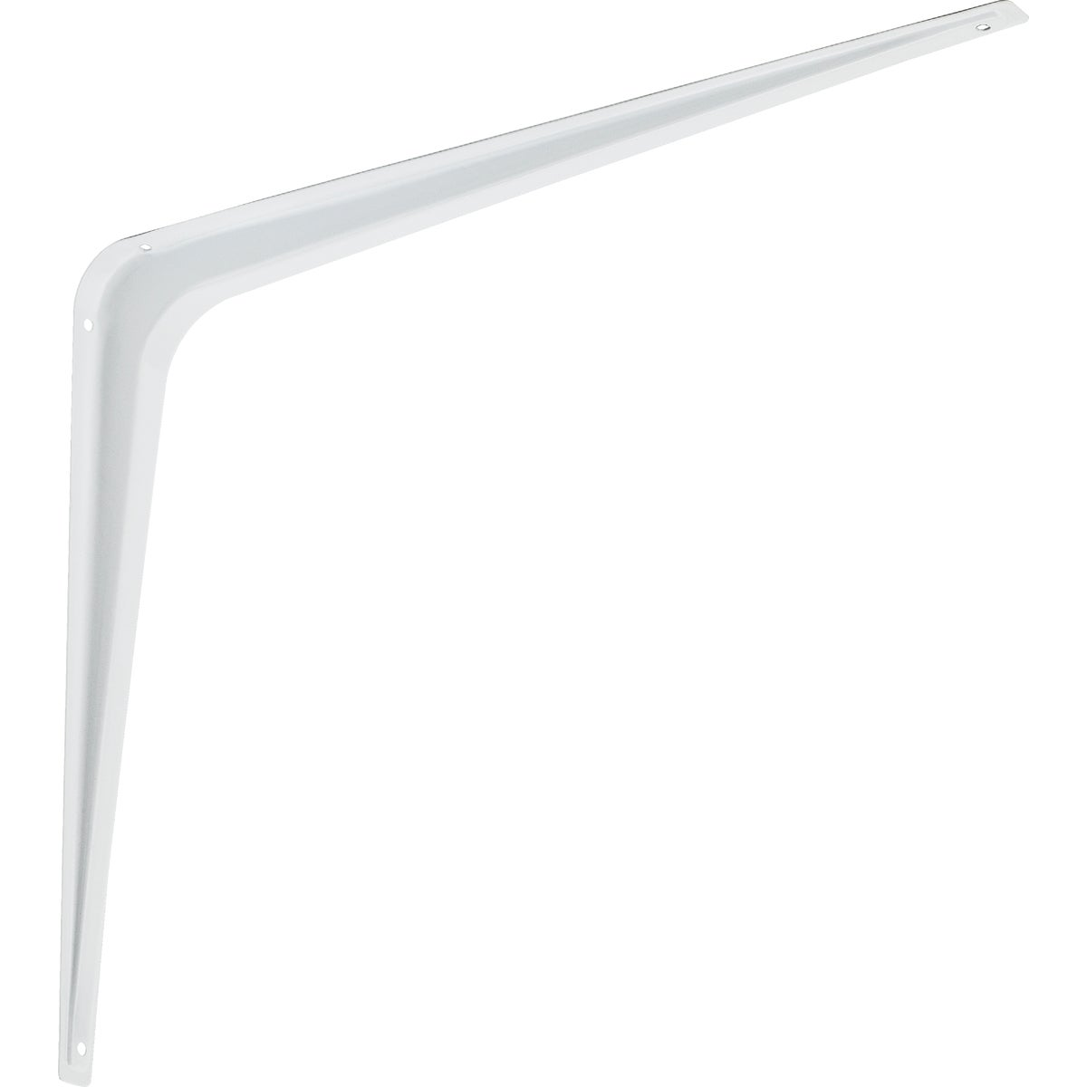12X14 WHT SHELF BRACKET - N245779 by National Mfg Co