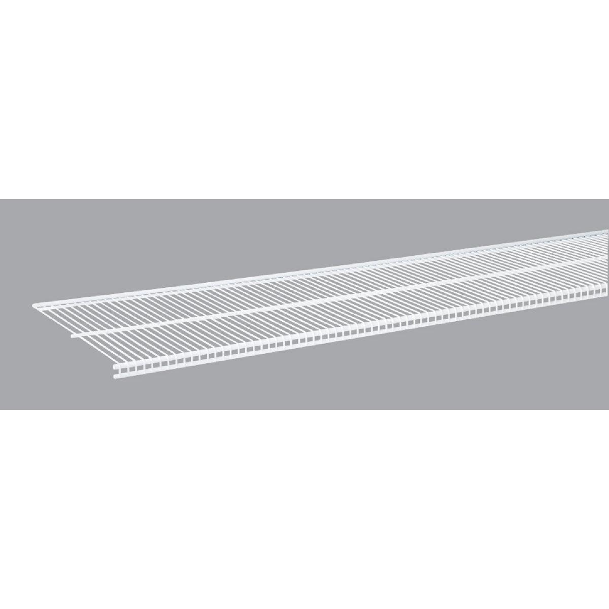 Organized Living Freedom Rail Profile Ventilated Closet Shelf (Formerly SpaceSaver Shelf), 1813124811