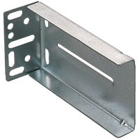 Rear Mount Track Socket, Zinc, 8403P