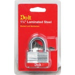 Do it Warded Steel Padlock