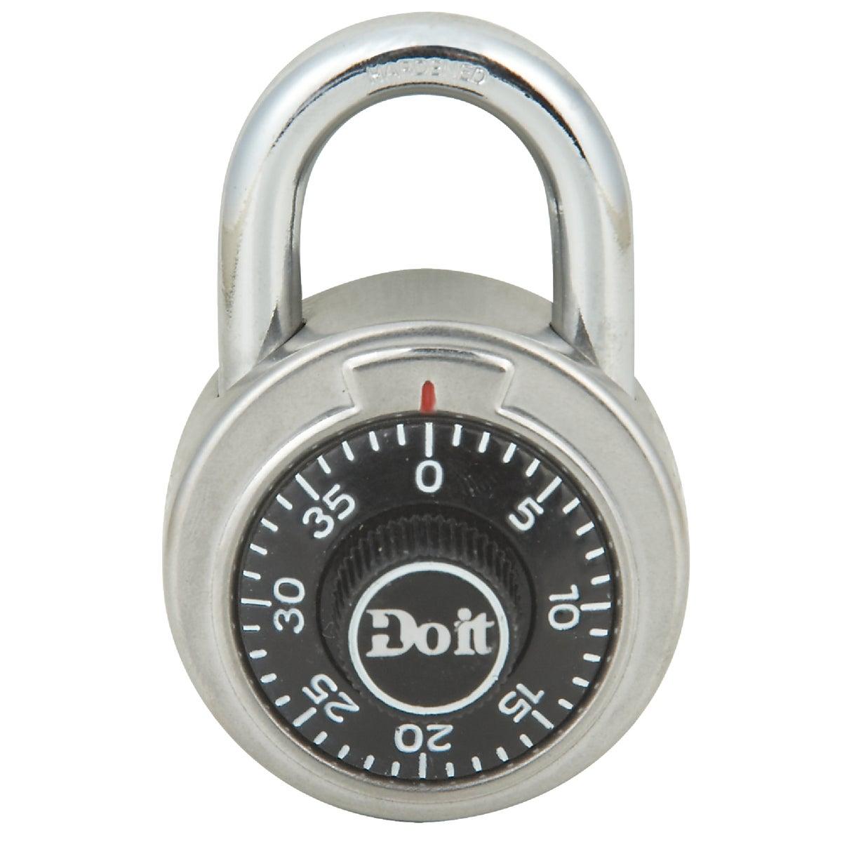 Master Lock DIAL COMBINATION PADLOCK 1850DDIB
