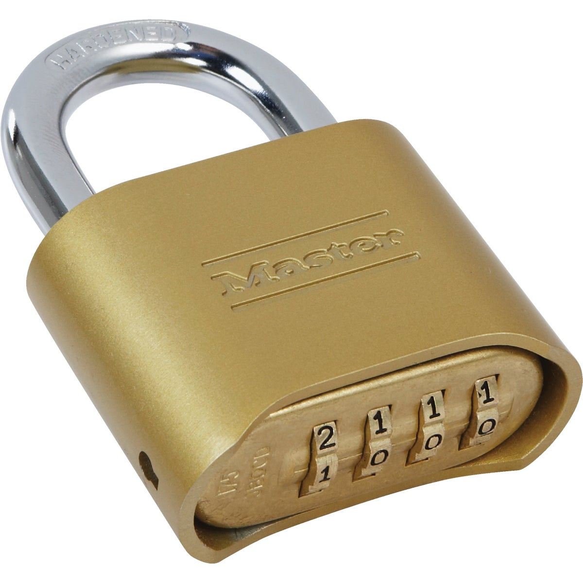 RESET COMBINATION LOCK - 175D by Master Lock Company