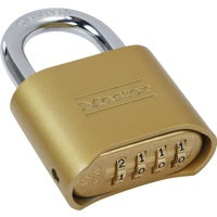Master Lock RESET COMBINATION LOCK 175D