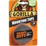 Gorilla Heavy-Duty Black Mounting Tape