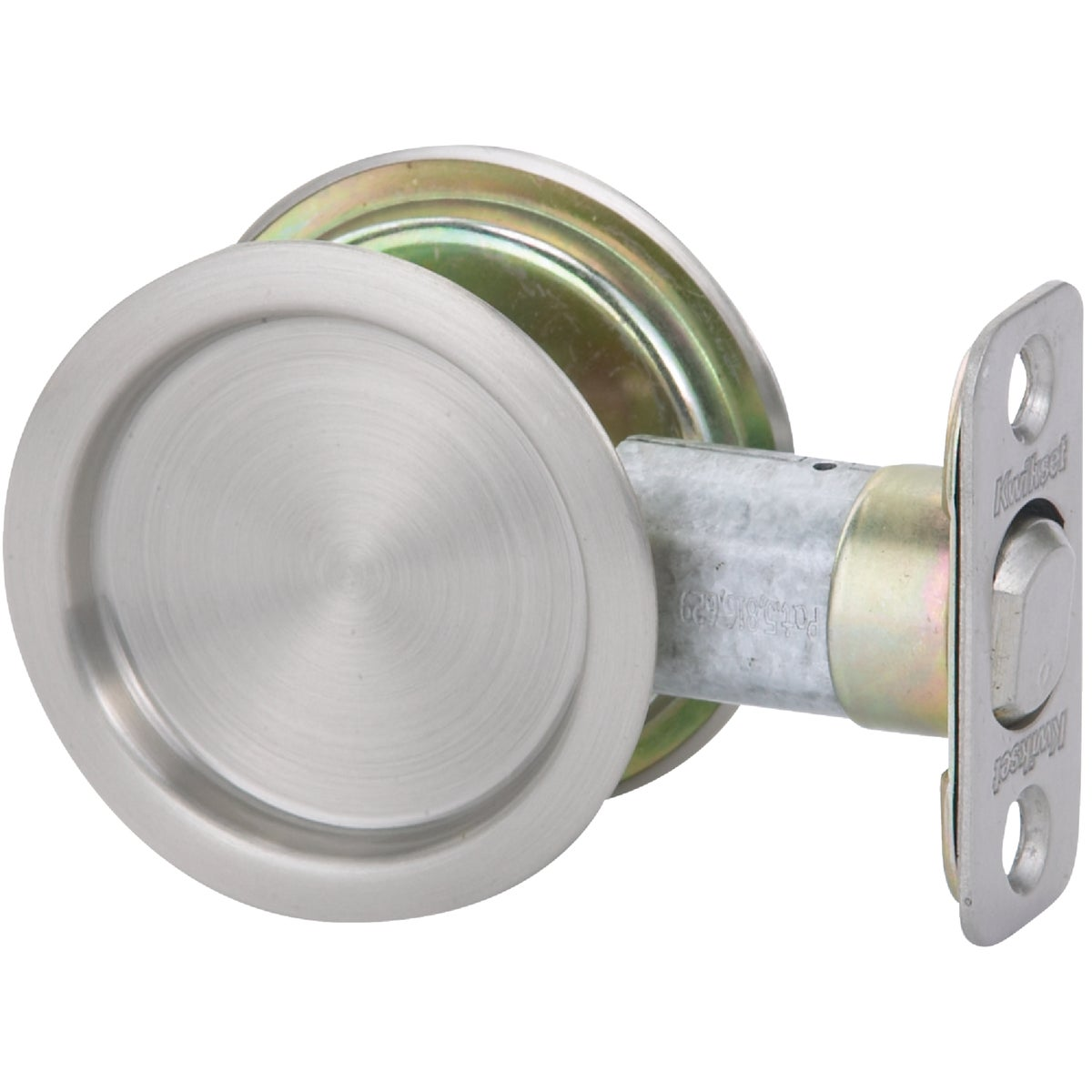 SN PASS POCKET DOOR PULL - 334 15 by Kwikset