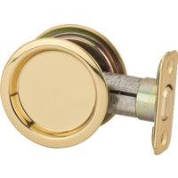 Kwikset PB PASS POCKET DOOR PULL 334 3