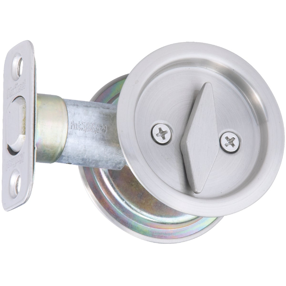 Kwikset SN PRIV POCKET DOOR PULL 335 15