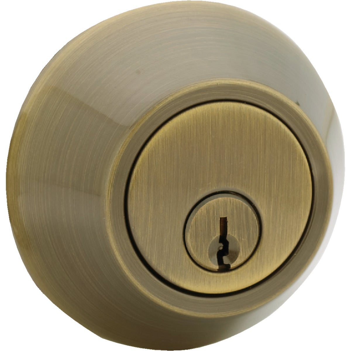 AB CP 2CYL DEADBOLT - D102AB by Do it Best