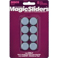 Magic Sliders 25MM RND MAGIC SLIDER 8025