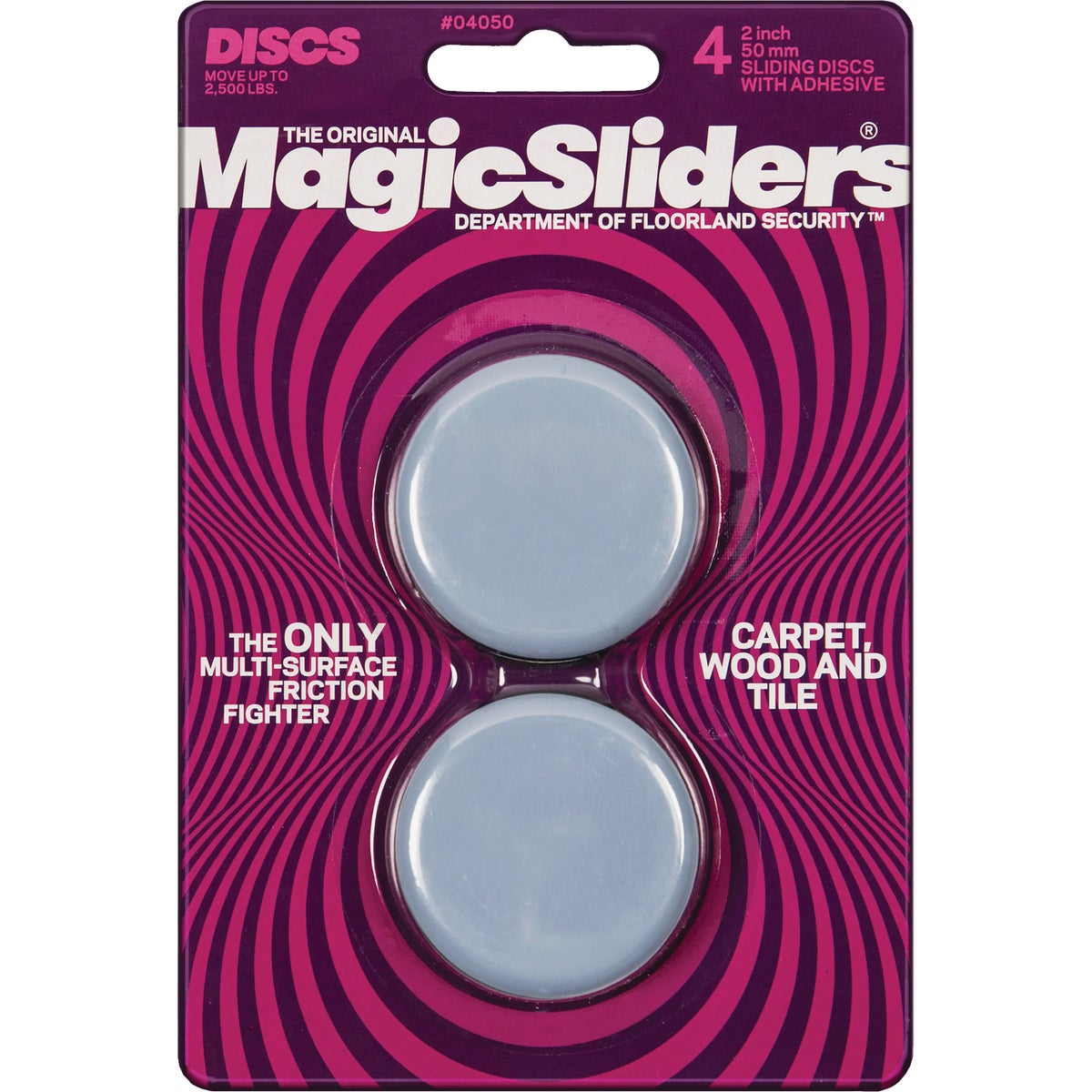 "2"" ROUND MAGIC SLIDER"