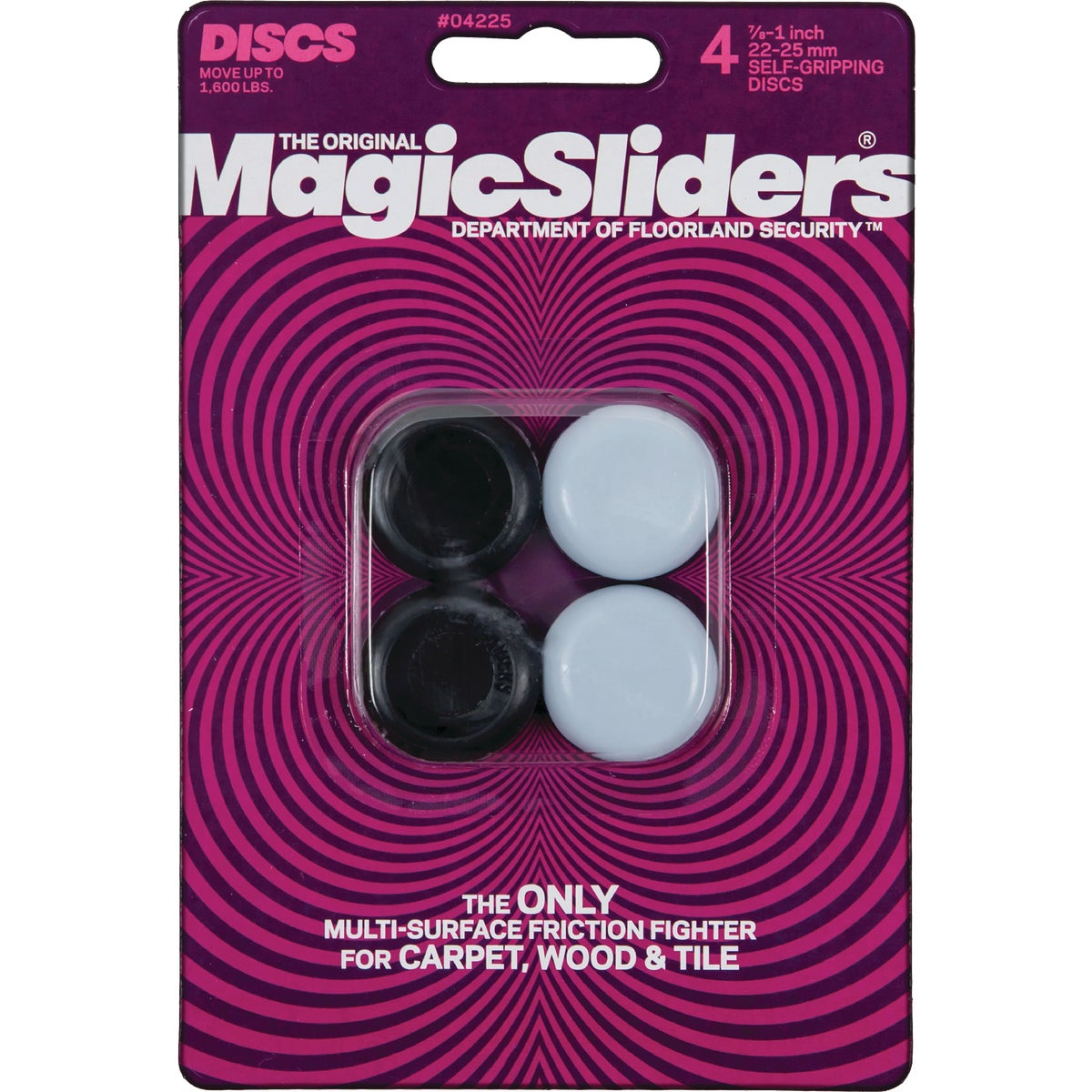 7/8-1 RND MAGIC SLIDER - 04225 by Magic Sliders