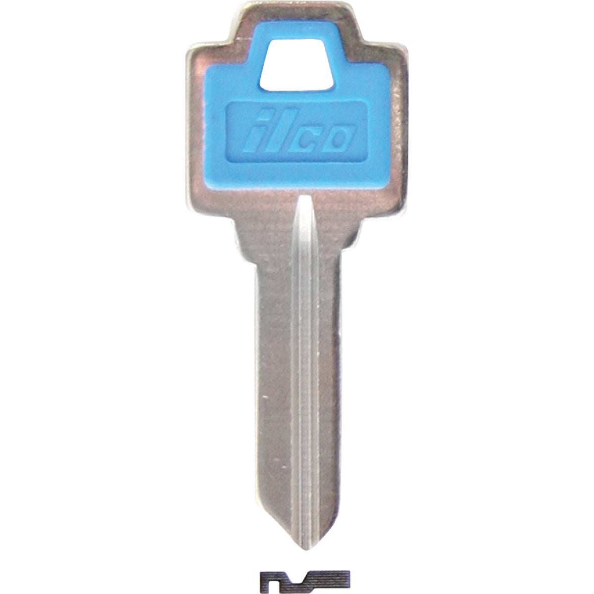 WR5PC WEISER DOOR KEY - WR35-PC by Ilco Corp