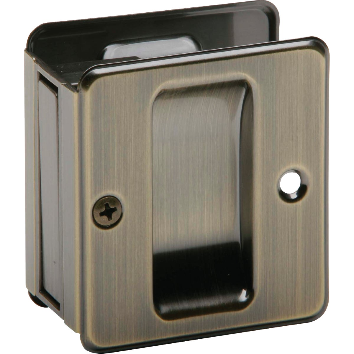 AB PASS POCKET DOOR PULL - SC990B-609 by Schlage Lock Co