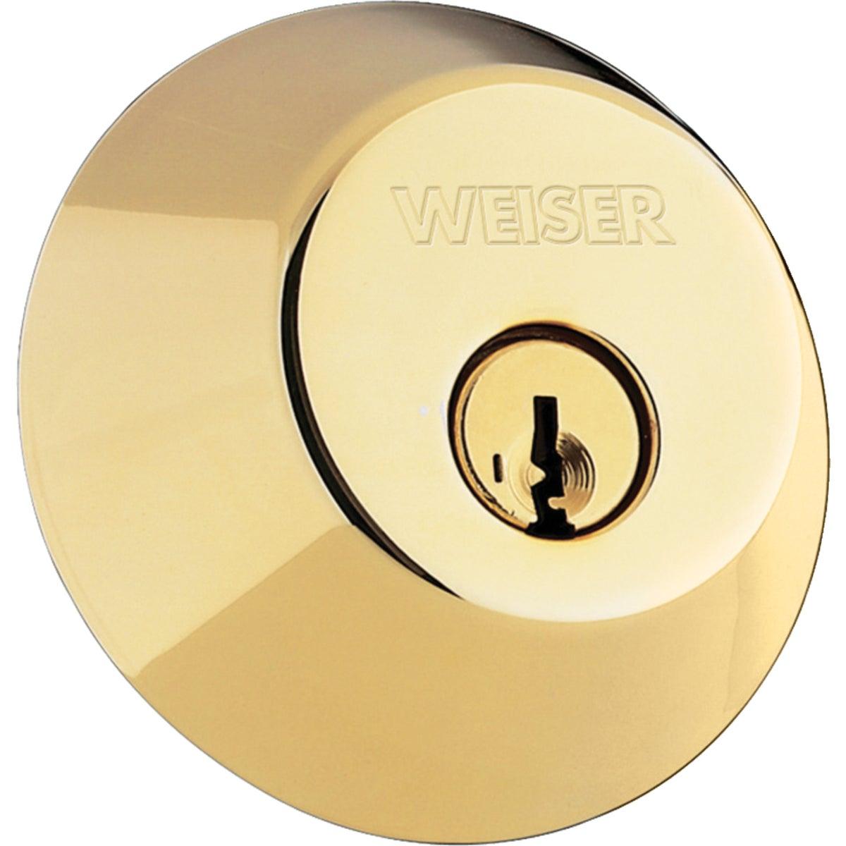 Weiser Lock PB 1CYL SK DEADBOLT GD9471X 3BR SMT K4