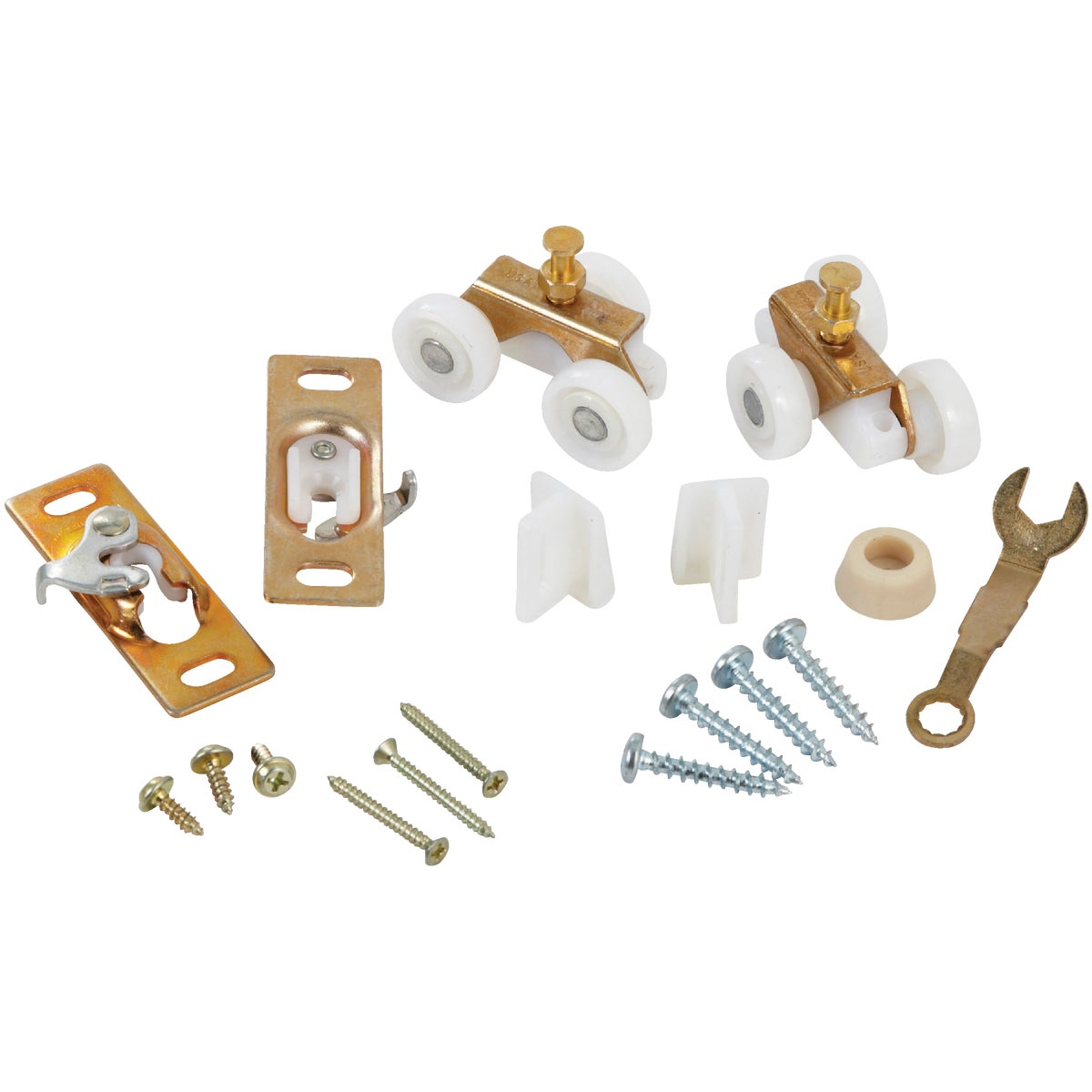 Pocket Door Hardware Set